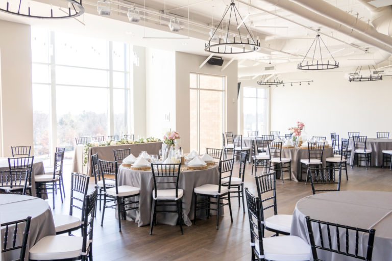 Wedding Reception Venue - The Banquet Room at The View Fountains