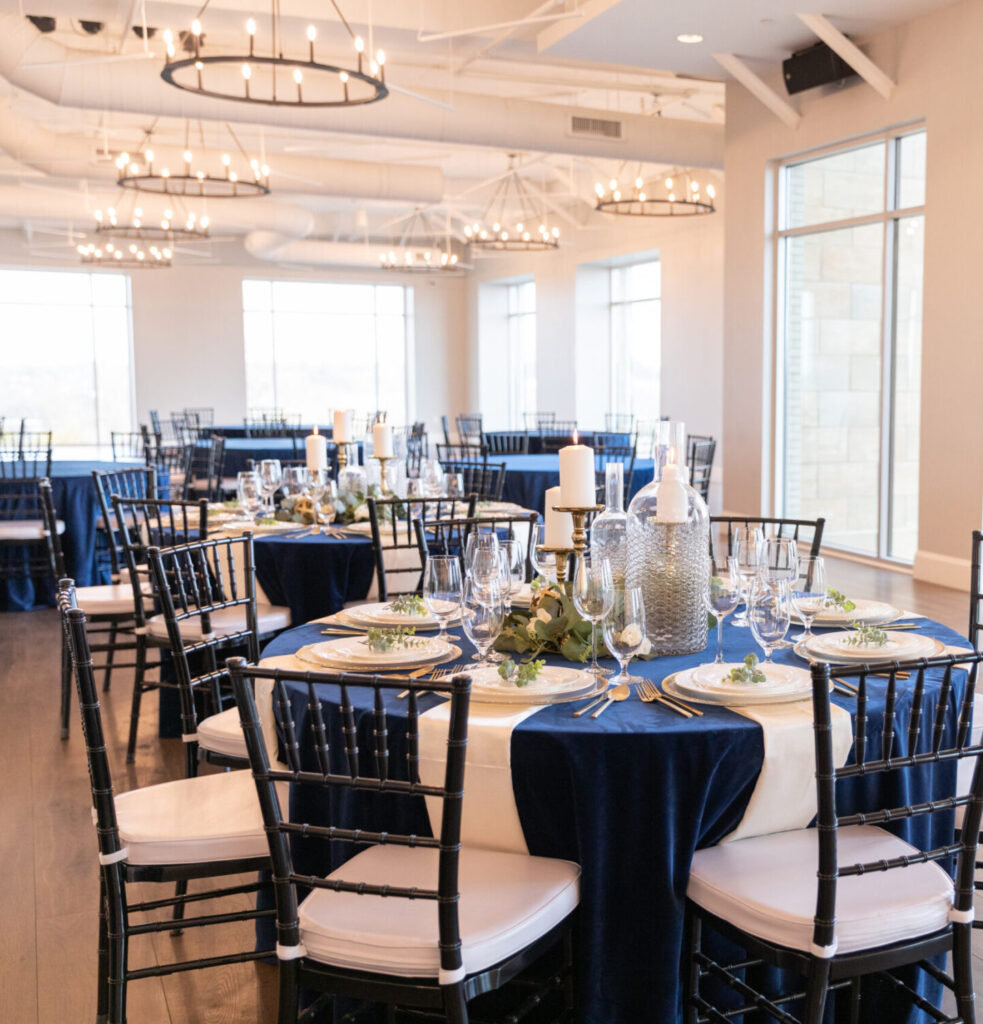 The Banquet Room Event Space at The View at The Fountains