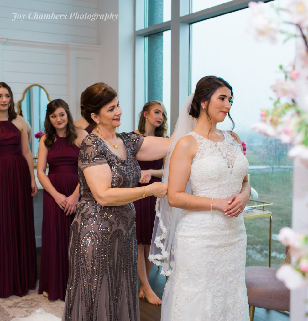 Photo in the Bridal Suite by Joy Chambers Photography